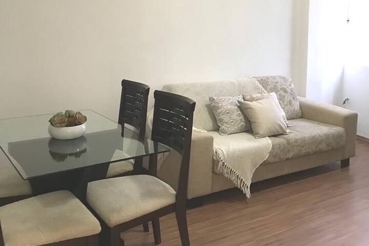 Apartamento inteiro na Barra Funda