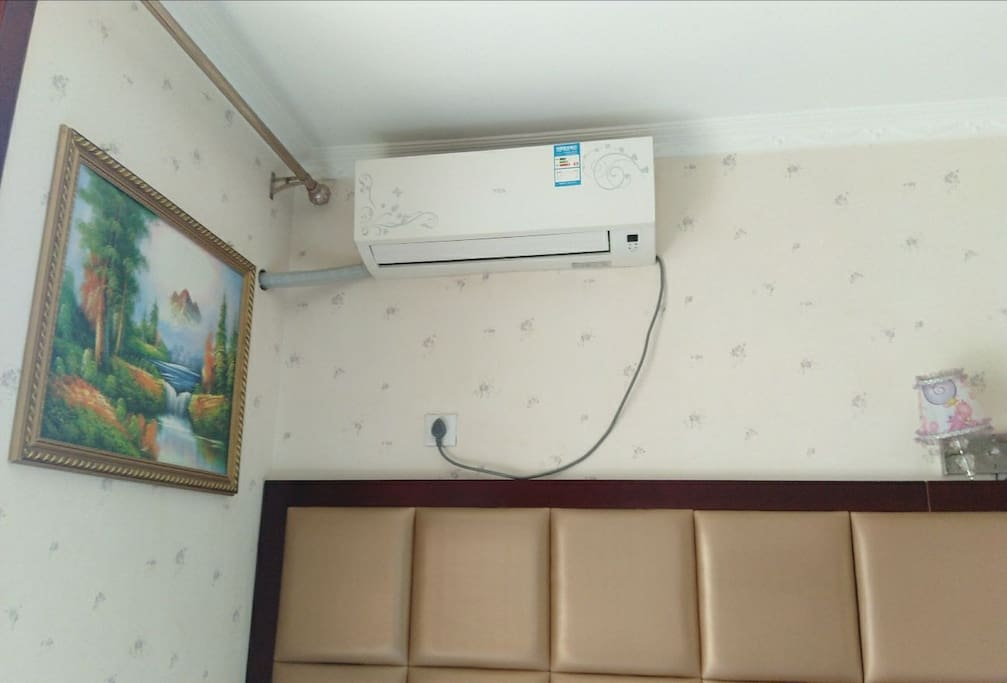 卧室内空调