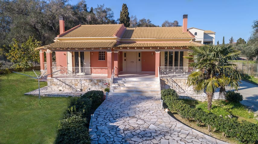 villa loukiana with 3 bdrms  good value for money