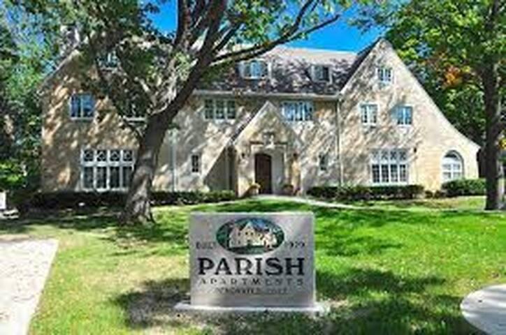 The Parish in Iowa City