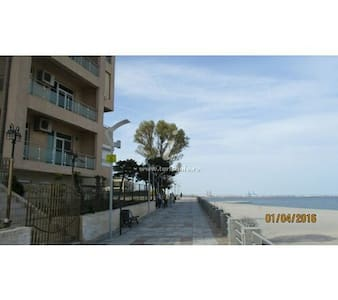 Apartment on The Black Sea beach 12 - Eforie Nord - Wohnung