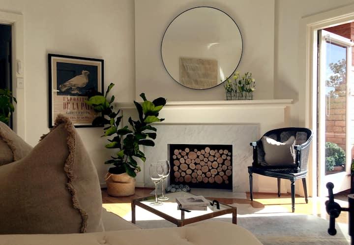 Toorak Art Deco. A study in style.