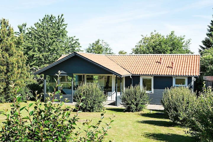 Lovely Holiday Home in Glesborg with Terrace