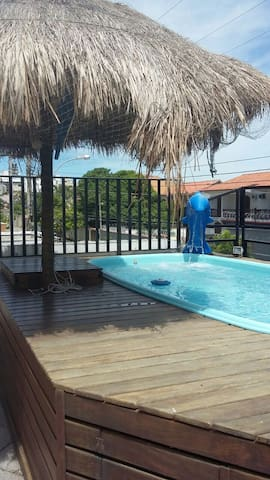 Suítes Tropicana - Cabo Frio - Nº 1 - Cabo Frio - Bed & Breakfast
