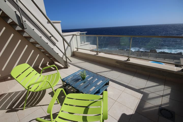 Amazing views, nice apartment, quiet place - Santa Cruz de Tenerife - Wohnung