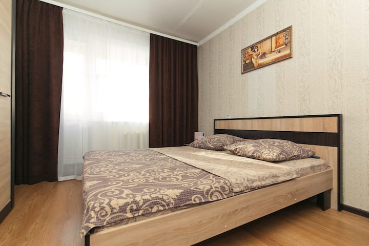 Apartments Centr on Zasumskaya