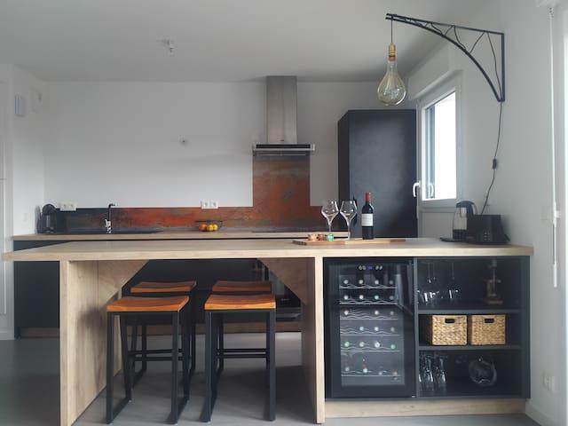 Appartement T3 pour 4 personnes