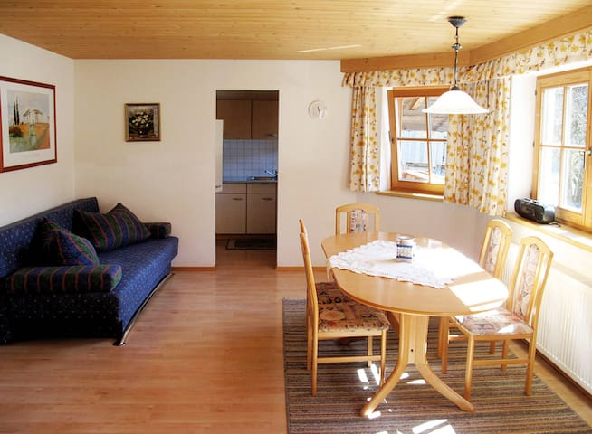 Apartment Landhaus Haas for 5 persons - Zell / Zill Valley - Appartement