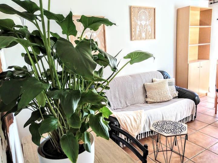 LA AVENTURERA  apartamento estudio
