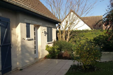 Cozy room close to Landing beaches - Hermanville-sur-Mer