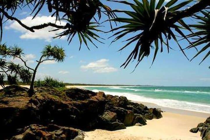 Caba Beachouse - Bogangar