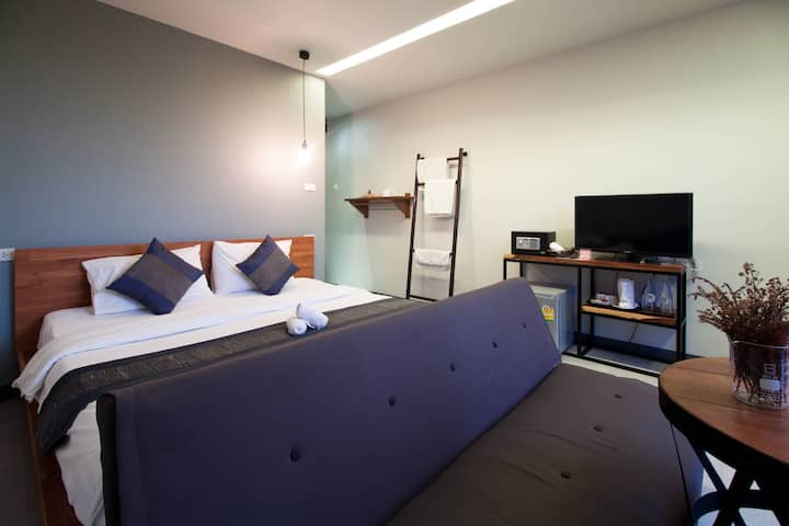 Center of Chiangmai , Mountain view (Deluxe Suite)