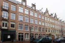 beautiful apartment in trendy Westerpark area