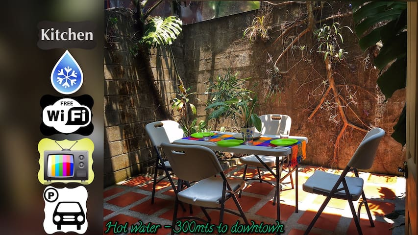 #3 Fully Furnished Apartment & A/C - Fortuna, Alajuela, Costa Rica - Apartment