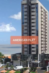 American Flat Vista Cidade - Ferreira Hospedagens