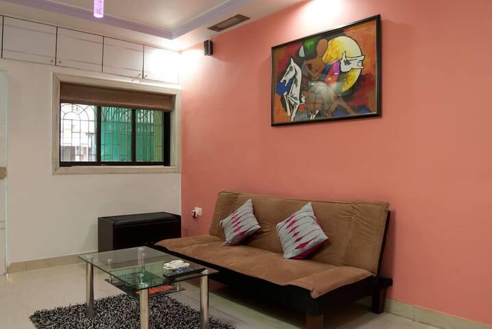 Splendid One Bedroom Villa in Navi Mumbai - Navi Mumbai - Apartment
