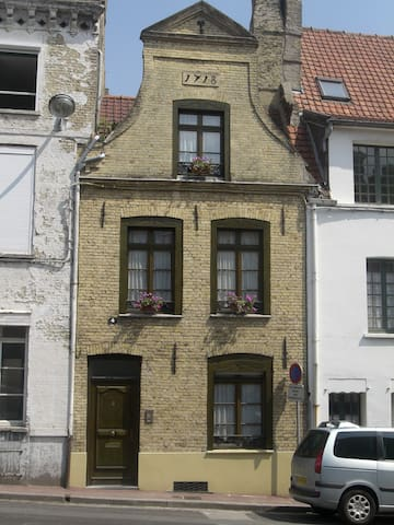 Studio tout confort centre ville Saint-omer - Saint-Omer - Wohnung