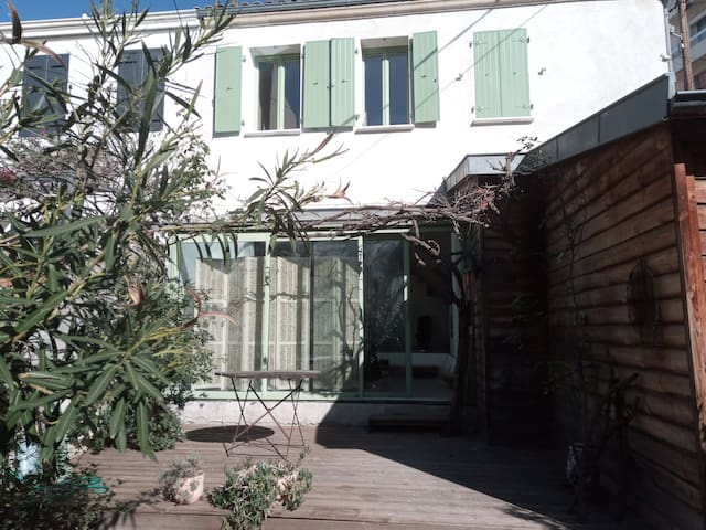 Maison au Vallon des Auffes