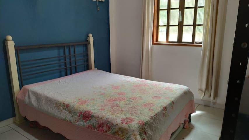 Cama do quarto