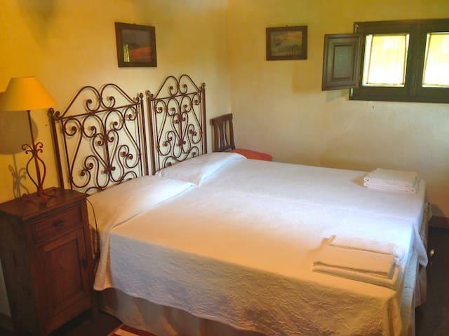 The Fienile is your Romantic Tuscan Dream - Buonconvento - Casa