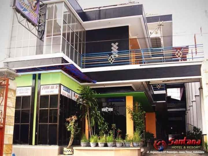 Family Suite at Hotel Santana Syariah