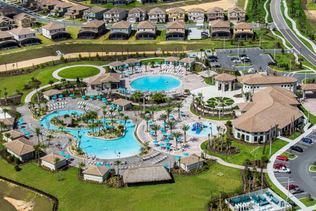 Luxury Championsgate Disney Golf 8br 5bth 9093 Villas For Rent In Davenport Florida United States