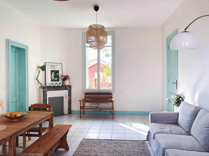 Soulac-sur-mer : Grande Villa à 300 m de la plage