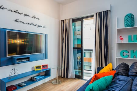 AG404 Stylish apartment in the best part of Itaim