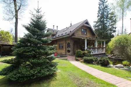 Супер уютный дом в Назарьево (Одинцовский район!)