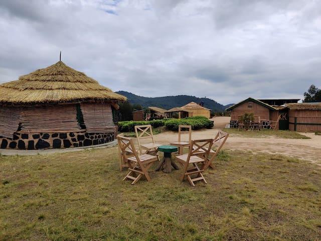 Kitabi EcoCenter- Nyungwe- Prince's Palace