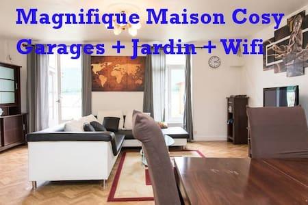 Magnifique Maison Tours & Châteaux de la Loire - Tours - Ház