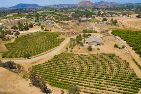 Cabernet Vineyard Retreat - Private Casita - Guesthouse