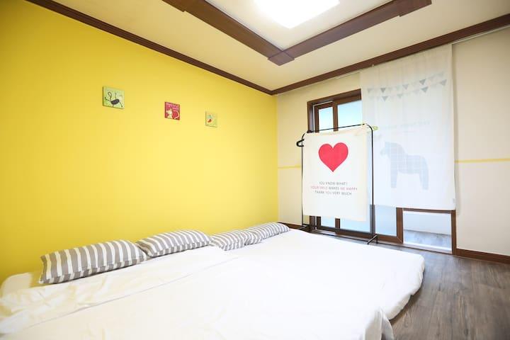 키즈룸(키즈용품 구비) - Hacheong-myeon, Geoje-si - Wohnung