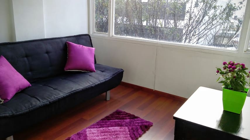 Chapinero Newly Remodeled - Strategically Located! - Bogotá - Apartemen
