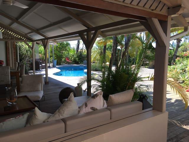 Charming Villa in the north of Mauritius - Cap Malheureux