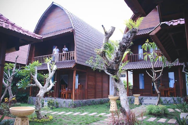 Boga Segara Villa And Resto - Family Room