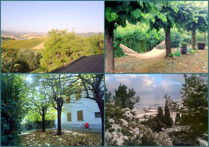 CASA LAURA, un'oasi di pace