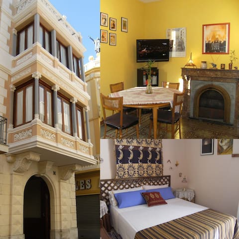 Apartament turístic Ca l'Escarrà, en el Penedès - L'Arboç - 公寓