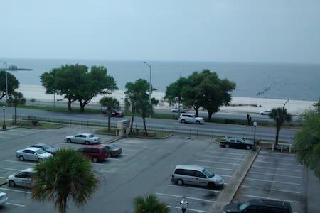 Amazing Beachview Close to Downtown - 비록시(Biloxi)