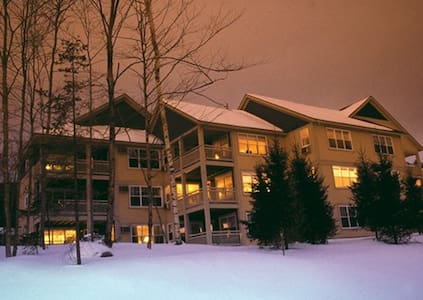 Wyndham Smugglers' Notch - 3 Bedroom Condo - Cambridge - Appartement