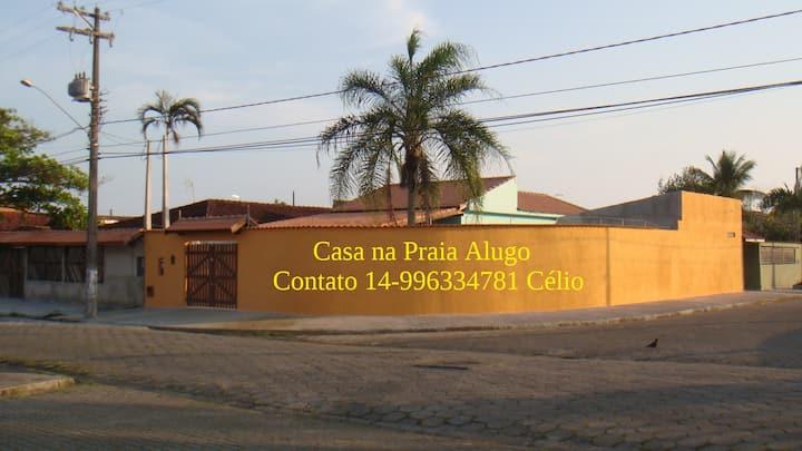 Casa de praia Itanhaém Balneário gaivota Centro