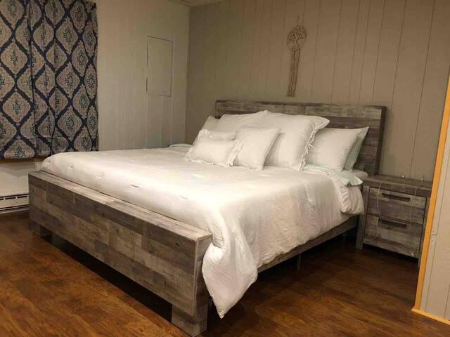 Master Bedroom 1st Floor.