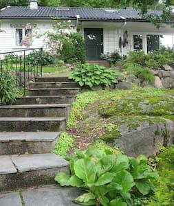 Koselig loftsetasje med to soverom - Nøtterøy - Casa