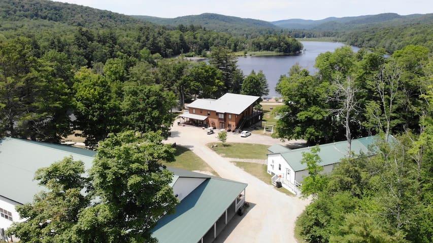 Pagoda - Summer Camp Cabin with Facilities