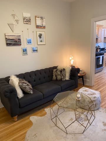 Cozy Bright Condo in Downtown Jersey City
