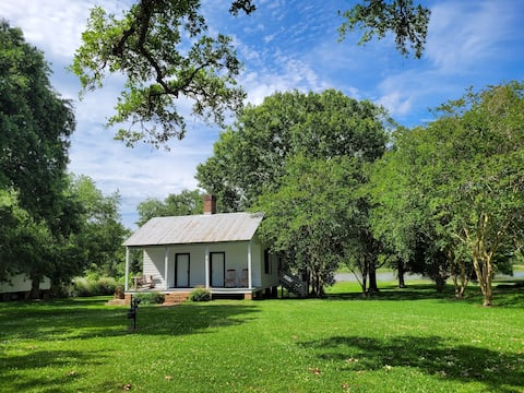The Old Cookhouse Bayou Property!