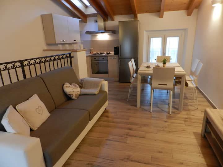 CASA ROSSA 2 - country home with wifi and airco