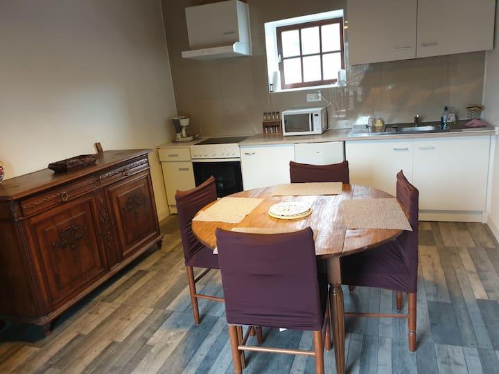 Appartement rénové à Besse