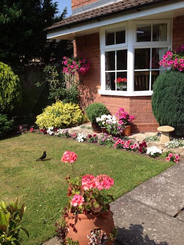 Peaceful location close to town. - Stratford-upon-Avon - Casa