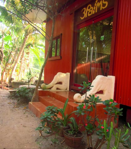 3 Palms GuestHouse Alleppey AC №2